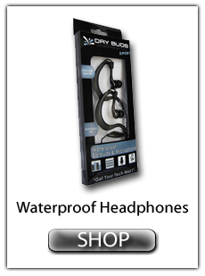 waterproof headphones waterproof microphone