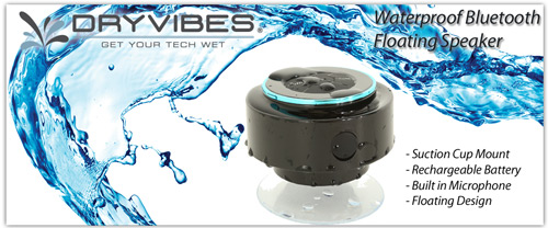 Waterproof Floating Bluetooth Speaker DryVIBES